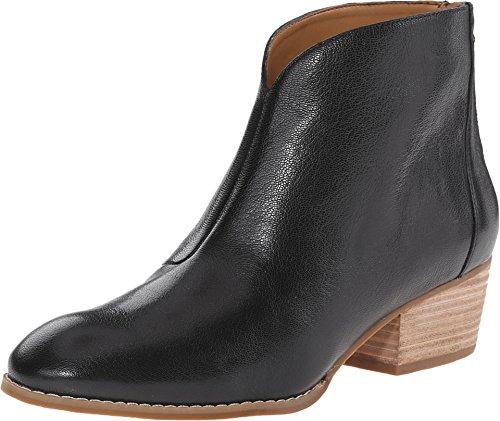 Nine West Women's Jarrad Black Leather 1 Boot 7.5 M