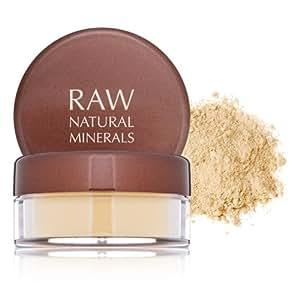 Raw Natural Beauty Raw Natural Minerals Active Mineral Foundation 0.07 oz.