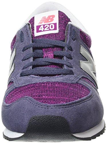 Scarpe Corsa purple Balance Multicolore Wl420kie Da pink Donna 420 New 511 gtX1xn