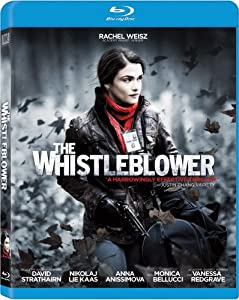 Cover Image for 'Whistleblower, The'