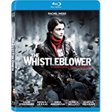 The Whistleblower [Blu-ray] (2010)