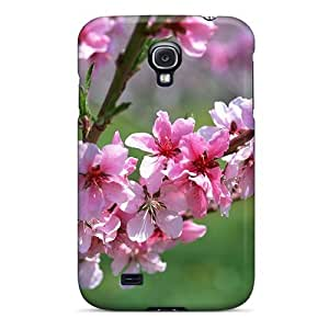Awesome OQELnsE5545CGmDN Jeffrehing Defender Tpu Hard Case Cover For Galaxy S4- Spring Branch