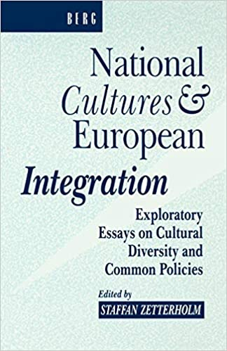 amazoncom national cultures and european integration exploratory  amazoncom national cultures and european integration exploratory essays  on cultural diversity and common policies  staffan  zetterholm