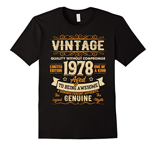 made in 1978 t shirt - 3