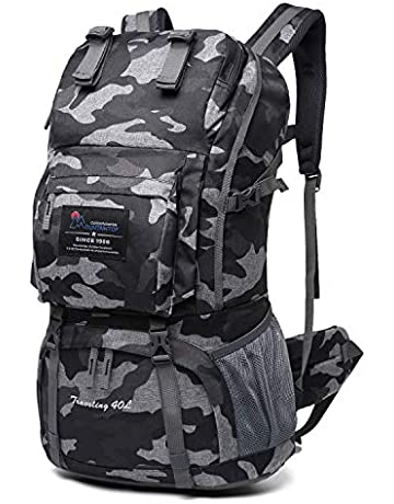 4435bb84bc60 MOUNTAINTOP 40L Hiking Backpack for Outdoor Camping