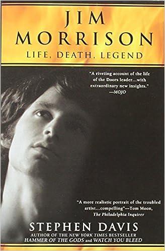 Book Jim Morrison: Life, Death, Legend by Davis, Stephen(June 16, 2005)