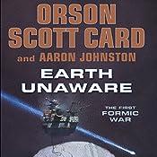 Earth Unaware | Orson Scott Card, Aaron Johnston