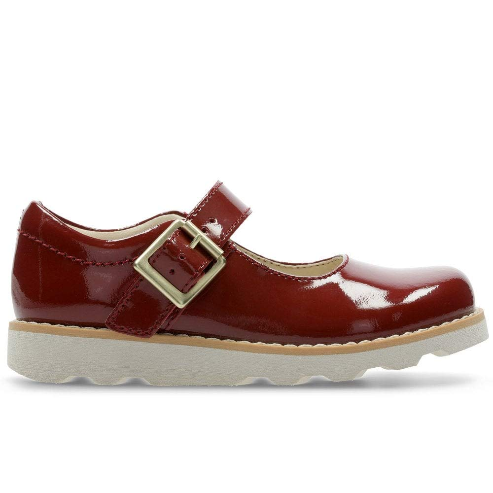 11abed1c712 Clarks Girls' Crown Honor Loafers: Amazon.co.uk: Shoes & Bags