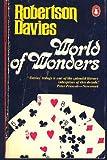 World of Wonders, Robertson Davies, 0140043896