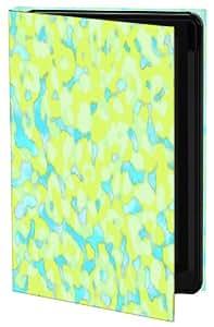 Keka Natashia Lunt Designer Classic - Funda rígida tipo libro para Samsung Galaxy S3, diseño abstracto