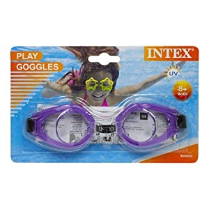 The Wet Set 55602 Swimming Play Goggles Assorted Colors