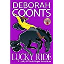 Lucky Ride (The Lucky O'Toole Vegas Adventure Series Book 8)