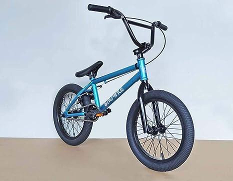 Bicicleta BMX Bikes de 16 pulgadas para niños, cuadro de acero al ...