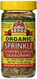 Bragg Organic Sprinkle Seasoning 1.50 Ounces (2 units)
