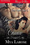 Yasemin's First Chance [One More Time 3] (Siren Publishing Menage and More)