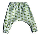 Infant and Toddler Harem Pants - Grasshoppers