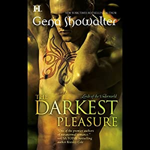 The Darkest Pleasure Audiobook