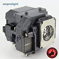 ELP LP54 Replacement Projector Lamp with Housing for Epson Projector