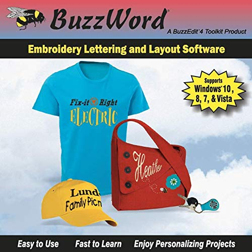 BuzzWord 4 by Buzz Tools