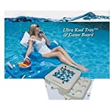 TRC Recreation Super Soft Ultra Kool Floating Tray & Game Board
