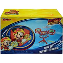 Disney Mickey Mouse Roadster Racers Drum Music Set