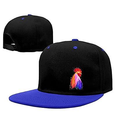 KIOJIANM Fantasy Light Animals Classic Cool Baseball Caps Snapback Hats