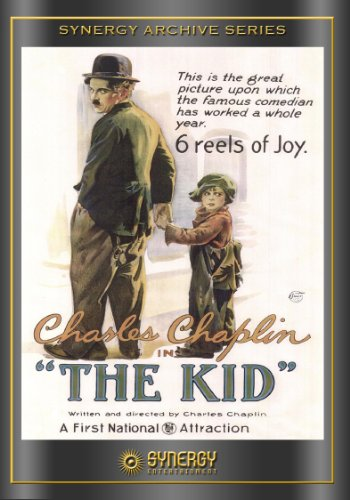 DVD : The Kid (Silent)