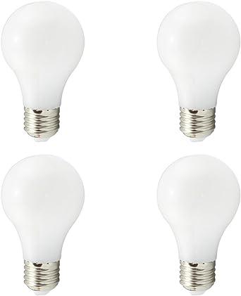Bombillas LED A19 E27, bajo voltaje CC 12V - 24V 4W, 400 lúmenes ...