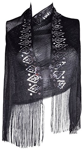 best accessories for black cocktail dress - 8