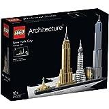 LEGO Architecture Ciudad de Nueva York - juegos de construcción (Multi)