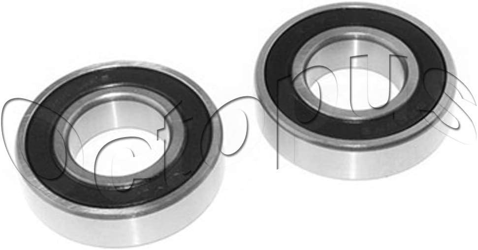 Compatible with HONDA FL250 Odyssey ATV Bearings Kit both sides Rear Wheels 1977-1984
