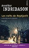 Les nuits de Reykjavik par Indriðason