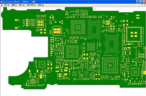 Original New Version Zillion x Work/ZXW dongle with Software Repairing Drawings for iPhone x 8 8p Nokia Samsung HTC by ZXW (Image #5)