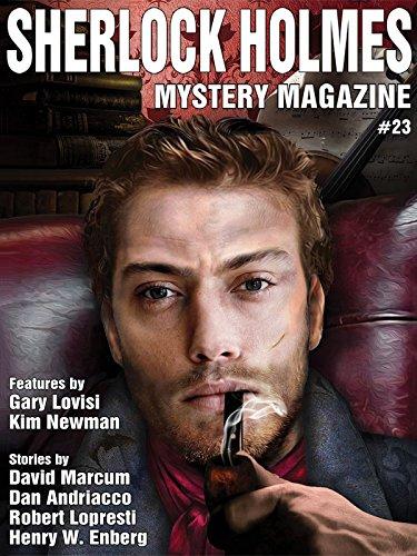 Sherlock Holmes Mystery Magazine #23