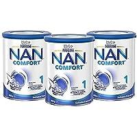 NESTLÉ NAN Comfort Stage 1 Starter Infant Formula Powder 3x800g