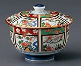 ARITA-SANSUI 3.9inches Set of 5 Tea Cups Jiki Japanese Original Porcelain