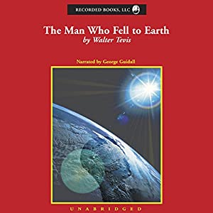 The Man Who Fell to Earth Audiobook