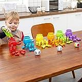 JOYIN Play-Act Counting Sorting Bears Toy Set