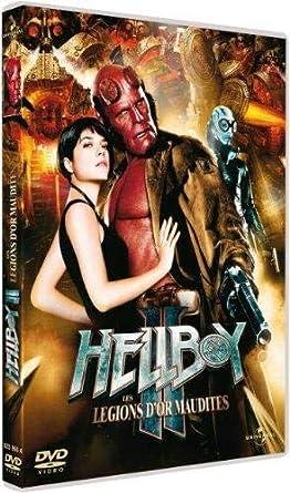 Hellboy II, Les légions dor maudites [Francia] [DVD]: Amazon ...