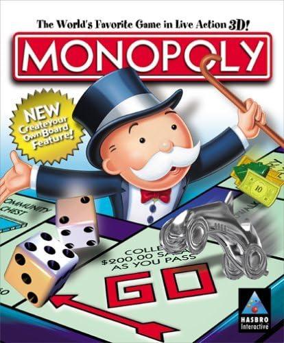 Monopoly - PC by Atari: Amazon.es: Videojuegos