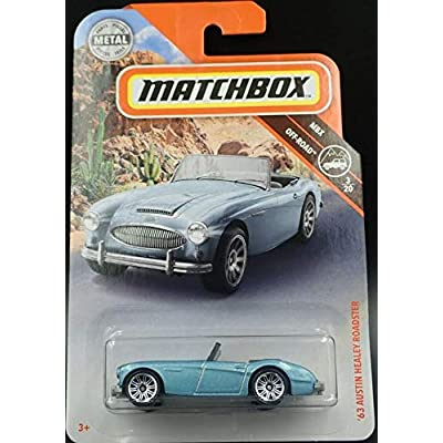 Matchbox '63 Austin Healey Roadster: Toys & Games
