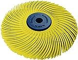 """Dedeco Sunburst - 3"""" TC 3-PLY Radial Bristle"""