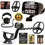 Garrett AT Pro Metal Detector Coil Combo Hunters Package