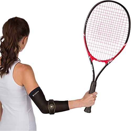 DashSport Brace – Copper Compression Elbow Sleeve. Original System Complete Support and from Golfer