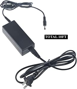 HISPD AC Adapter Compatible with HP Compaq ST-C-070-19500333CT ST-C-07019500333CT TPC-DA54 ADP-65BD T TPC-BA54 708778-100 709672-001 BT-AG650EBE ND Power Supply (OD: 4.8mm Black Long Plug Tip)