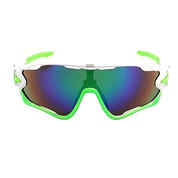 Qinmo Gafas de sol deportivas polarizadas, motos deportivas ...