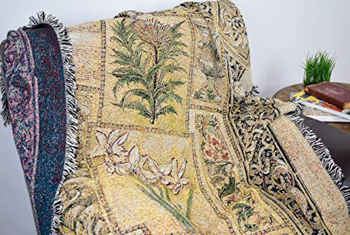 Pure Country Weavers ''Music in the Garden Blanket'' Tapestry Throw by Pure Country Inc. (Image #1)