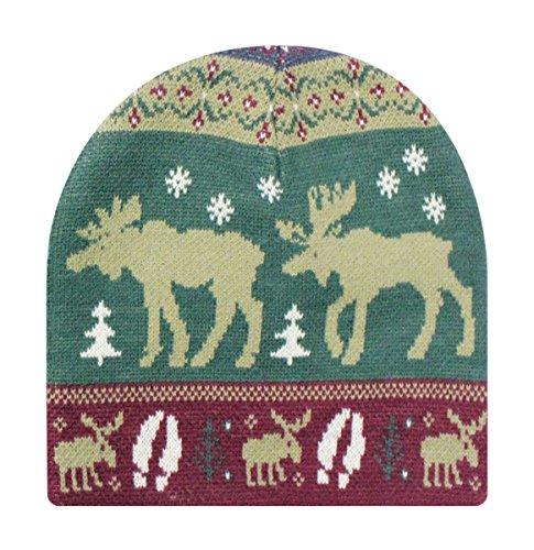 Hand Nit Kit (DD Animal Knit Moose Beanie)