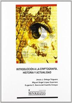 Introducción a la criptografía. Historia y actualidad.: 50