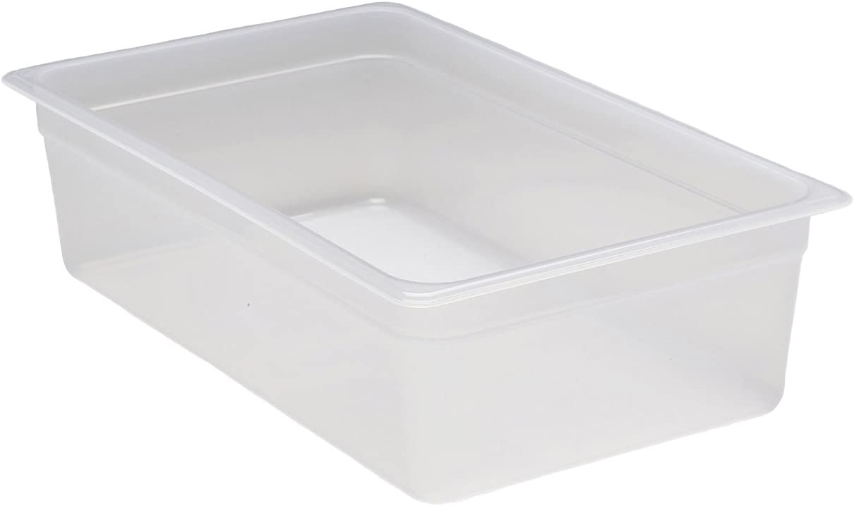 Cambro Full-Size Translucent Food Pan [Case of 6]